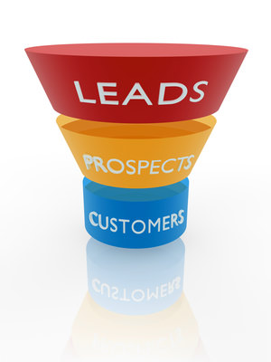 Leads Prospects Customers