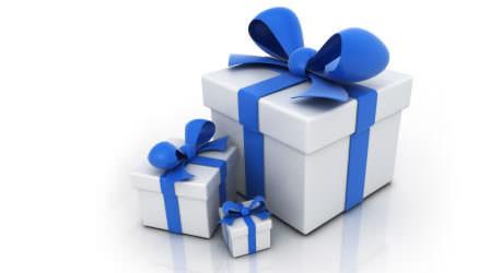 regali e promozioni