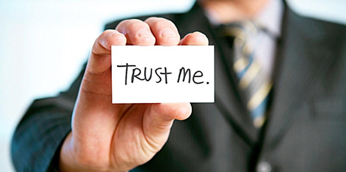 come Creare Credibilità