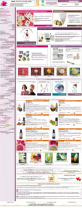 home page aroma-zone