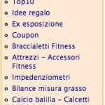 categorie orizzontale