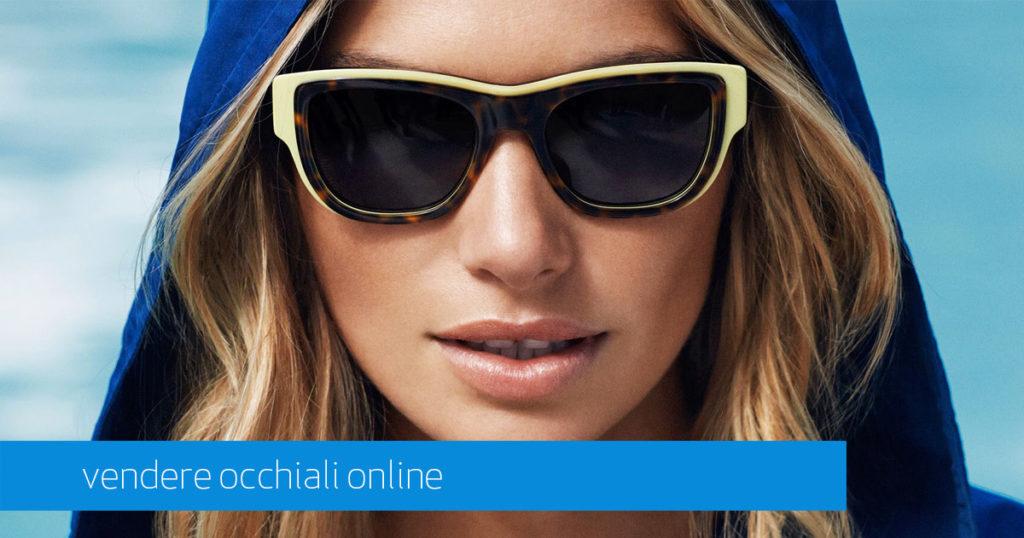 vendere occhiali online
