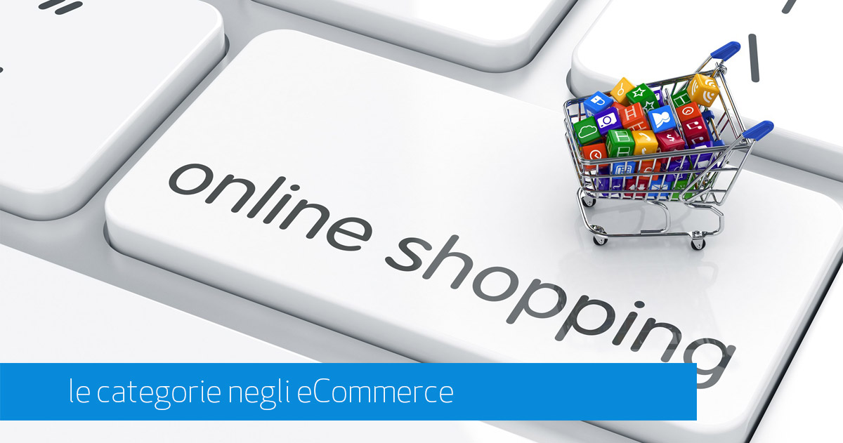 Le Categorie negli e-Commerce