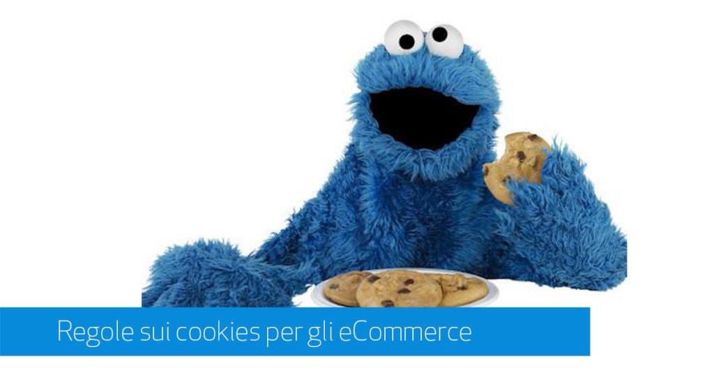 Normativa per il cookies negli ecommerce