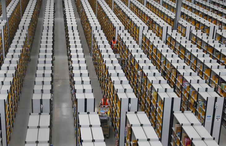 scelte come organizzare magazzino