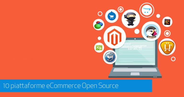 10 piattaforme ecommerce open-source