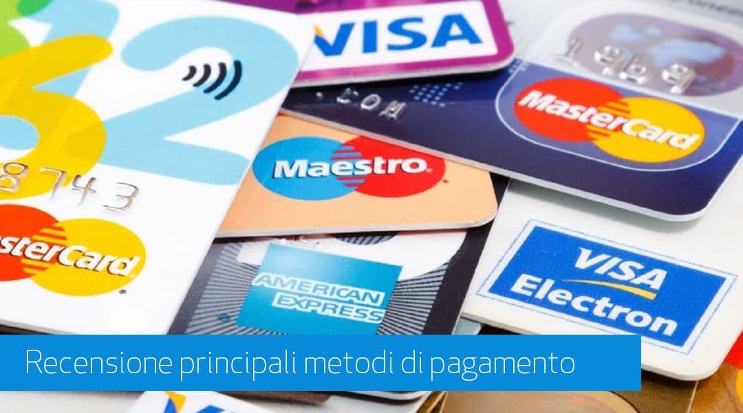Sistemi di pagamento eCommerce: Confronto e Recensione
