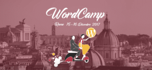 Wordpress World camp roma 2017