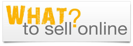 cosa vendere online