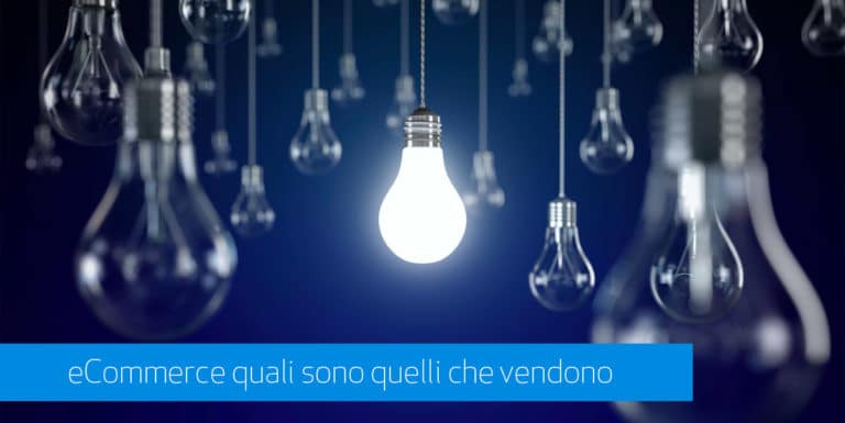 eCommerce cosa vendere online