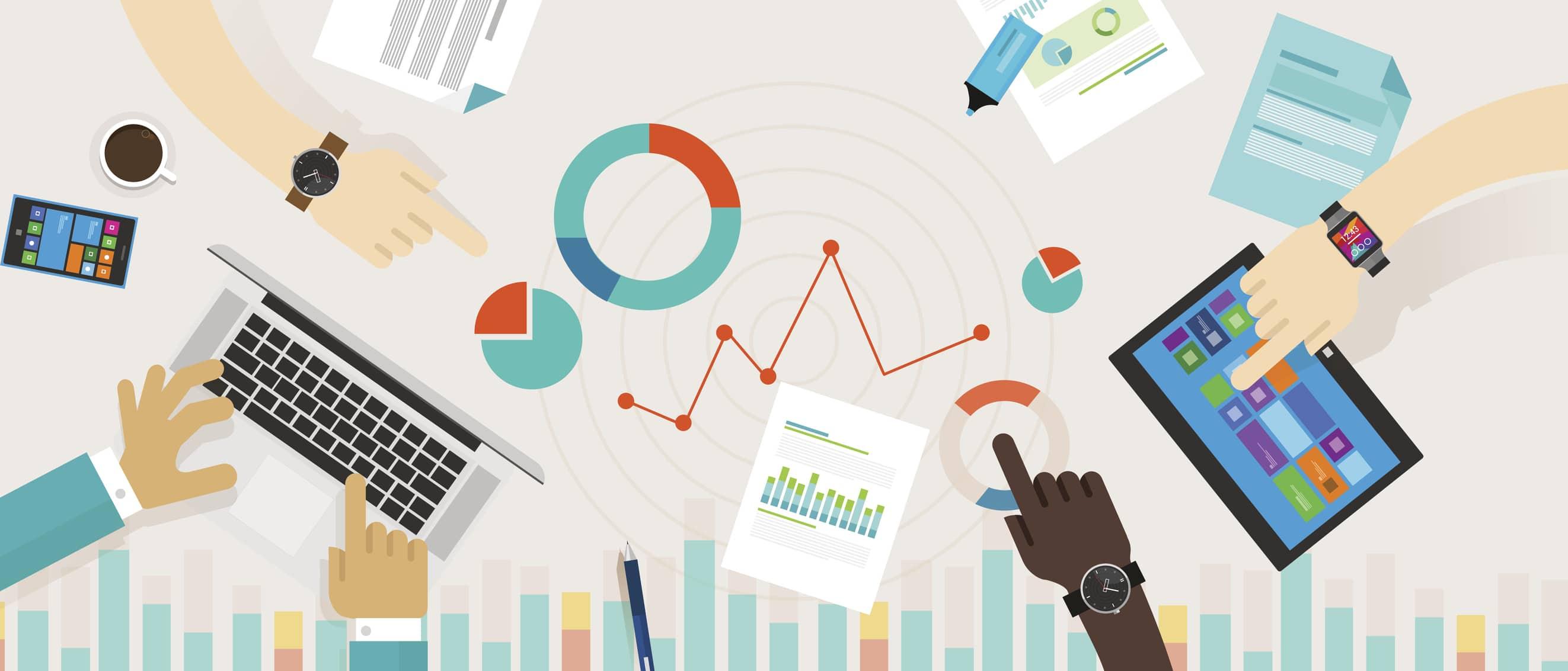Magic Customer Quadrant DORO KPI Importanti