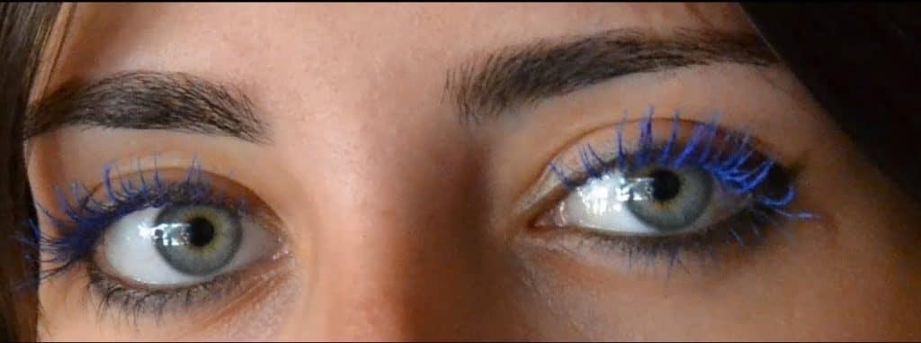occhi di donna attirare attenzione ecommerce