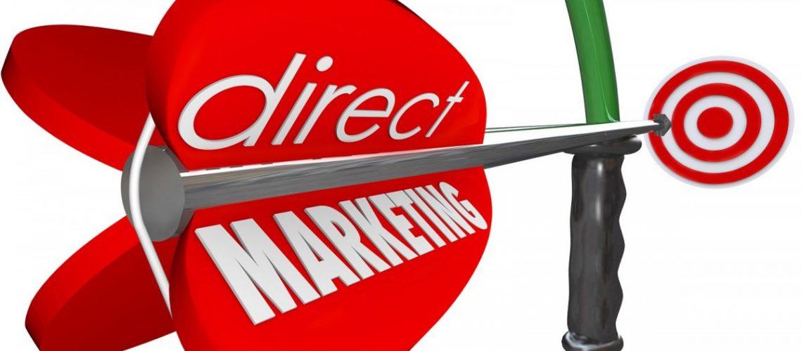 DEM direct mail marketing